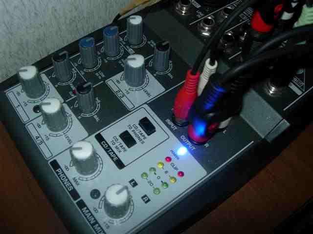 Behringer Mixer