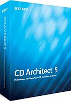 CD architect Sony