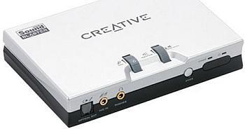 Creative Soundblaster Live 24-bit External soundcard