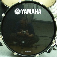 Kick drum photo