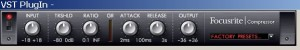 Focusrite Compressor Plug-in