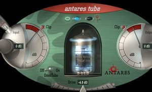 Antares tube distortion settings for pop rock vocals
