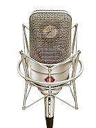 Condenser microphone picture