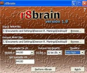 r8brains final settings