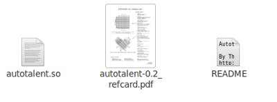 How to Install AutoTalent in Ardour and Audacity using Ubuntu?
