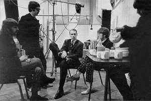 George Martin of the Beatles