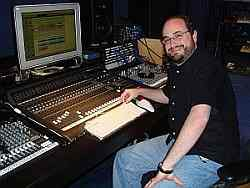 technical recording producer