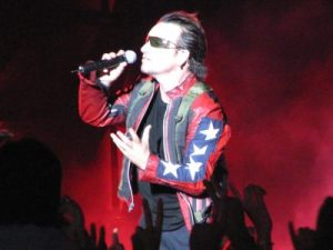 Bono in U2
