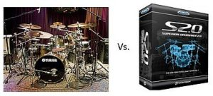Superior drummer vs Real drums