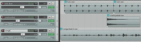 Mixing Conga & Sitar– EQ, Panning, Compression and Reverb
