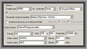 Reaper Video Editing and Rendering Options- Beginner Tutorial