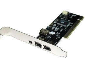 firewire card PCI