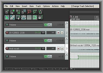 Page 2: REAPER Audio Statistics and Volume Plug-in: Tips and